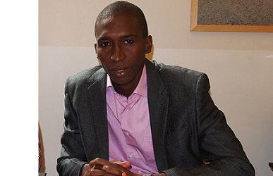 Tidiane Sylla de l'UFR  à Paris / l'UFDG n'est pas un parti politique, mais, un regroupement de ressortissants de …