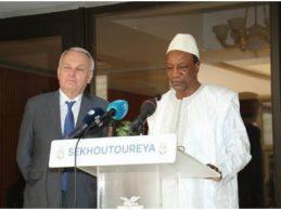 La France accorde une aide budgétaire de 15 millions d'euros à la Guinée