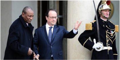 Guinée: la « mise au point » de Condé au sujet du Simandou