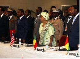 Situation en Gambie : la CEDEAO peut frapper a tout moment