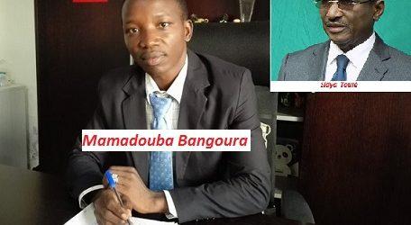 CALME ET MAITRISE DE SOI DE MONSIEUR SIDYA TOURE ( Par Mamadouba Bangoura )