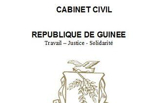 Attentat de Québec: Déclaration du Gouvernement Guinéen