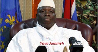 Jammeh annonce qu'il quitte le pouvoir, l'intervention militaire en suspens