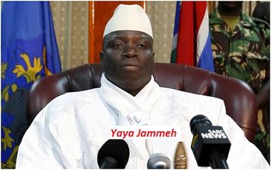 Gambie: des dirigeants ouest-africains vont presser Jammeh de quitter le pouvoir