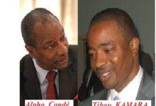 Le président Alpha CONDÉ est DÉSESPÉRANT pour ses partisans qui constatent qu'il les humilient tous les jours car, un vulgaire INTRIGANT comme Tibou KAMARA est préféré aux militants R.P.G. qui ont toujours « mouillé » la chemise, comme on dit.