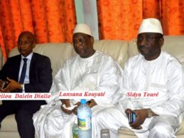 Entre Sidya Touré, Dalein et Kouyaté, Bah Oury désigne le '''meilleur Premier ministre''