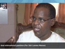 GAMBIE/ Le deal international gambien ( par Lamine NIASSE )