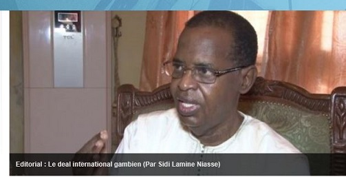 Lamine NIASSE 2