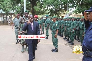 Carnet d'un Zonard 4 : Ratoma, le grand bordel domanial où l'ex tout-puissant ministre directeur de cabinet Mohamed Diané serait embourbé.( Par Saidou Nour Bokoum)