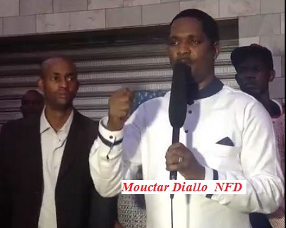 Mouctar Diallo NFD