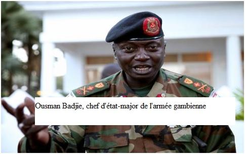 Ousmane Badjie
