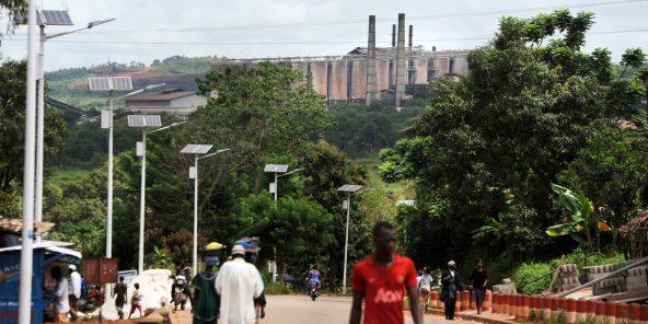 Industrie : comment la Guinée a sauvé l'usine de Fria ( Jeune Afrique )