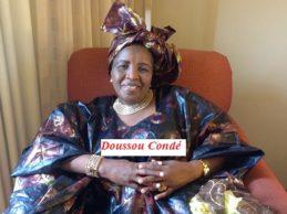 Critiques acerbes contre la gouvernance d'Alpha Condé : Doussou Condé, remet ça ! (source:Guinee7.com)