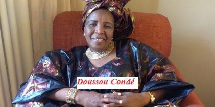 Mme Sanou Doussou Condé : « Les Forces Spéciales sont constituées d'éléments rebelles… »(Source: Guineedirect.org)