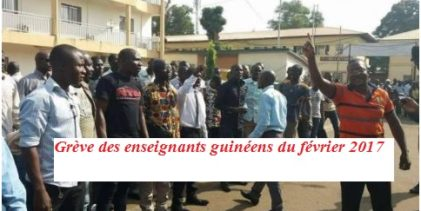 Guinée: la grève des enseignants continue après la rencontre avec Alpha Condé