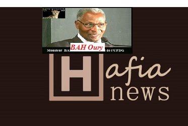 Mr Bah Oury est invité de Hafianews ce Vendredi 17 Février 2017 à 20h GMT