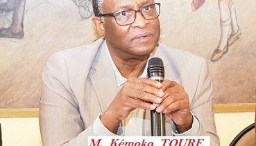 (AUDIO) Monsieur Kémoko Touré ancien DG de la CBG invité par la Radio Africa N° 1 à Paris le 6 février 2016.