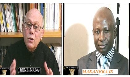 (VIDEO) René Naba, écrivain et journaliste, spécialiste du monde arabe et son analyse pertinente de l'actualité internationale(rediffusion) .