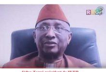 (VIDEO) Alpha Condé Président en Exercice de l'UA: Réaction de Sidya Touré, Président de l'UFR