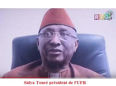 Sidya Touré UA