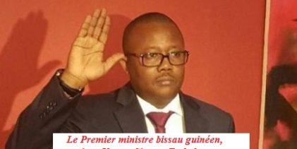 Guinée-Bissau: le Premier ministre conteste la médiation d'Alpha Condé