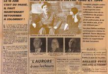 Le journal «L'Aurore » en 1958″ DE GAULLE se trouvait dans le même cas que Fillon avec son épouse . Voir et lire avec attention.