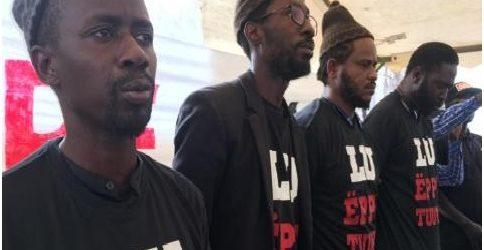 Sénégal: le collectif «Y'en a marre» appelle à un grand rassemblement populaire pour dénoncer le pouvoir actuel.