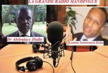 (AUDIO) Interview de la Grande Radio Mandingue avec  Dr Abdoulaye Diallo et Lamine Sununu Kaba de la fédération UFR des Etats-Unis