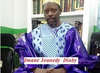 Communiqué de la communauté Diakhanké de France : Conférence de l'imam Jounédy Diaby de New York le samedi 8 avril 2017 à Paris.