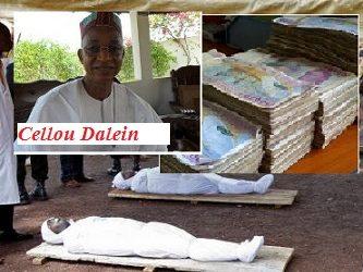 Cellou Gate : Cellou Dalein et le prix du sang des innocents (500 millions de FG par mois) ! Par Ahmed Tidiane Sylla