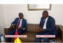 Le nouveau représentant pays de l'ONUDI chez le ministre du commerce, explique les nouvelles visions de son institution.