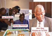 A la mémoire de notre regretté frère Antoine Fassou POGBA (Par Abou Katty président de l'ACTOG)
