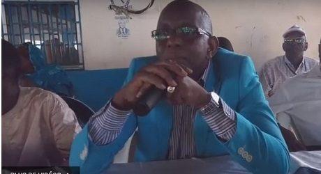 (VIDEO) Saïkou Yaya Barry très ''amère'' contre le chef de file de l'opposition: « tu es nourri par celui à qui, tu te dis opposant farouche». Cellou nous accusait d'aller à la mangeoire mais, c'est lui qui a mangé