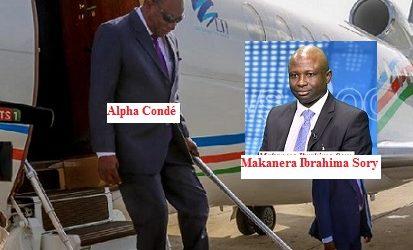 GUINEE / Quand Alpha Condé tremble devant la détermination populaire et change son discours au dernier moment ! (Makanera Ibrahima Sory)