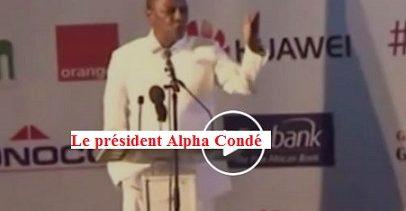 VIDEO  ESPACE TV GUINEE / Les échanges houleux du président Alpha Condé et les étudiants guinéens pour les promesses non tenues ! (La nouvelle version du spectacle)