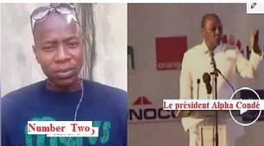 (VIDEO) Un Guinéen dénonce les pillages du président Alpha «cabri» Condé et il demande à ce qu'il soit chassé du pouvoir dès après le mois de ramadan
