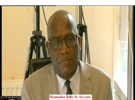 (VIDEO) Confiscation du pouvoir à vie, gestion de la Guinée par des non Guinéens, pillages et saccage de la Guinée par Alpha Condé sont les constats amers de Mamadou Billo Sy Savané