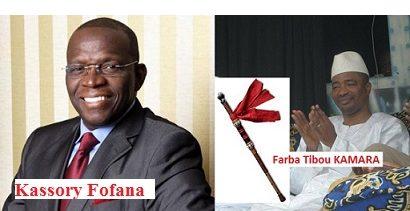Kassory  Fofana et Tibou Camara même espèce de prédateurs ( Par  LBB KOLISSOKHO-KA )