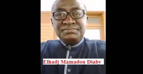 (VIDEO) Elhadj Diaby adresse un message poignant à Alpha Condé relatif à l'insécurité, l'injustice, des lynchages publics, la pauvreté et l'absence d'Etat en Guinée.(A visionner absolument).