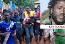 (VIDEO)  L'éboulement survenu à conakry serait provoqué par un acte humain de manière délibérée selon les témoignages recueillis par Elie KAMANO sur les lieux.