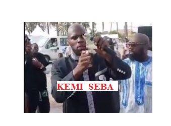 Arrestation de Kemi Seba  au Sénégal suite à une plainte déposée par la BCEAO, une entrave à la liberté d'expression( Par Sylla Abdoul )