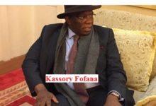 « Les gens ont peur de mon avènement éventuel à la primature parce que la lutte contre la corruption POURRAIT être l'un des actes principaux de mon action gouvernementale » dixit KASSORY FOFANA( Par Pépé Moriba).