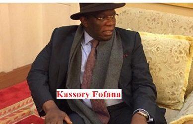 Pillages des deniers publics /  ''Kassory, c'est quelqu'un qui sait monter des gros dossiers et arnaquer le peuple'', accuse le parti d'Aboubacar Sylla( Source: l'indépendant )