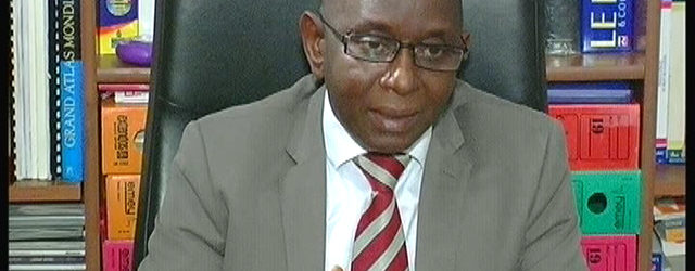 (VIDEO) Saïkou Yaya Barry, député de l'UFR, dit sa part de vérité sur le procès du 28 septembre et sur l'éventuel troisième mandat d'Alpha Condé.
