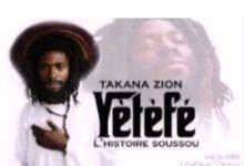 L'histoire des Soussou avec Takana Zion( il dénonce les Soussous qui rabaissent la communauté pour leurs intérêts égoïstes)