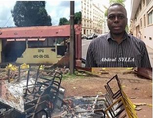 GUINÉE: BOKÉ, LA RÉVOLTE DES OUBLIÉS DE LA RÉPUBLIQUE