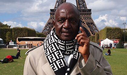 (VIDEO) Décès de l'honorable Abdoulaye Sylla député uninominale de Boké. Souvenir de son passage à Paris en 2017.