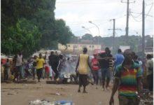 Guinée : décès d'un second manifestant à Boké