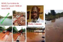 (VIDEO) BOKE /  Noms  des villes impactées par les dégâts écologiques causés par l'exploitation sauvage des mines et les accusations de corruptions (par Diaby Limane)