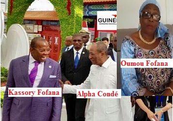 (VIDEO) Violence à Boké/ Oumou Fofana s'en prend à Kassory et à  Alpha Condé qu'elle traite de celui qui vivait des aides sociales en France et qui se permet de vendre Boké aux chinois pour s'enrichir !